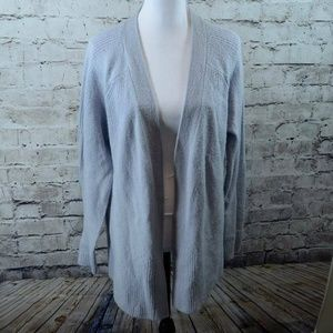MOTH Anthropologie Open Front Cardigan Sweater